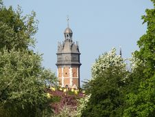 Free Cracow - The Corpus Christi Basilica Stock Photography - 9402252