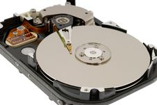 Free Hdd Inside Royalty Free Stock Images - 9402349