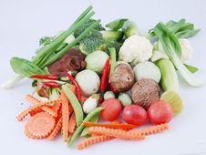 Free Vegetables Royalty Free Stock Image - 9402446