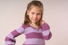 Free Cute Girl Royalty Free Stock Images - 9402549