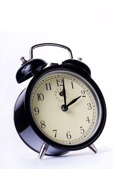 Free Hours An Alarm Clock Stock Image - 9403071