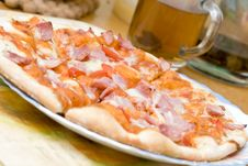 Free Pizza Royalty Free Stock Image - 9403736