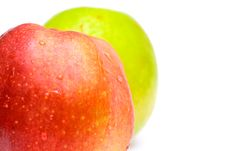 Free Apples Royalty Free Stock Image - 9405016