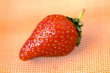 Free Group Of Many Ripe Strawberries . Close Up Royalty Free Stock Photos - 9405018