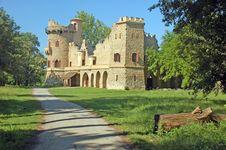 Free Castle Stock Image - 9405201