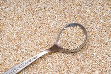 Free Wheat Small Background Royalty Free Stock Photo - 9405545