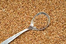 Free Buckwheat Background Royalty Free Stock Image - 9405546