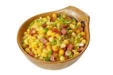 Peas Stock Photo