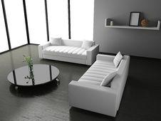 Free Living Room Stock Photo - 9409430