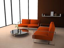 Free Living Room Stock Photo - 9409450