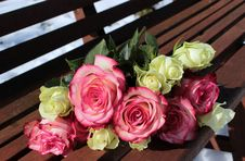 Free Flower, Flower Arranging, Pink, Floristry Stock Images - 94001454