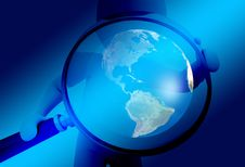 Free Blue, Globe, Technology, Product Royalty Free Stock Images - 94001589