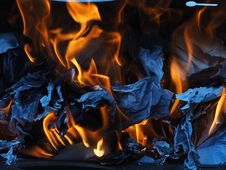 Free Flame, Fire, Heat, Computer Wallpaper Royalty Free Stock Image - 94002736