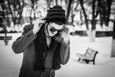 Free White, Photograph, Black, Winter Royalty Free Stock Photos - 94005038