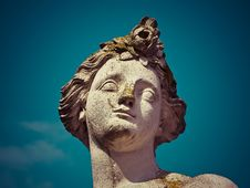 Free Statue, Sculpture, Classical Sculpture, Head Royalty Free Stock Photography - 94005177