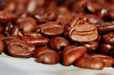 Free Cocoa Bean, Chocolate Coated Peanut, Chocolate, Jamaican Blue Mountain Coffee Royalty Free Stock Photo - 94006595