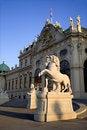 Free Vienna - Belvedere Palace Stock Photos - 9410903