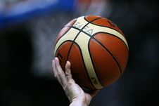 Free Basketball Royalty Free Stock Photos - 9413198
