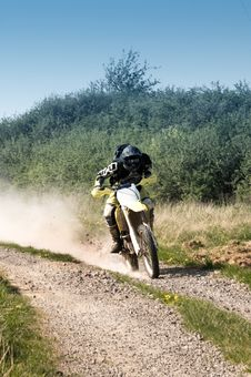 Enduro Rider Stock Photos