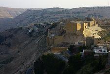 Free Al Karak Castle Stock Photos - 9414233