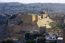 Free Al Karak Castle Royalty Free Stock Photography - 9414297
