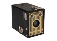Free Vintage Camera Stock Images - 9414384