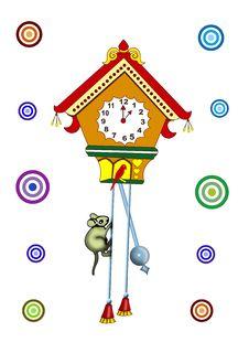 Free Wall Clock Royalty Free Stock Photography - 9414397