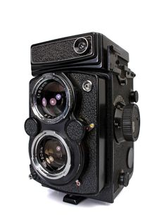Free Medium Format Camera Stock Image - 9414531