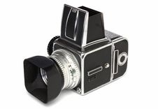 Free Medium Format Camera Royalty Free Stock Images - 9414669