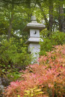 Free Zen Jpapnese Lantern Stock Images - 9414954
