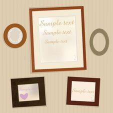 Free Retro Wall Royalty Free Stock Photo - 9415245