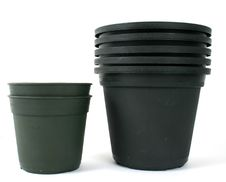 Free Plant Pots Royalty Free Stock Images - 9417509