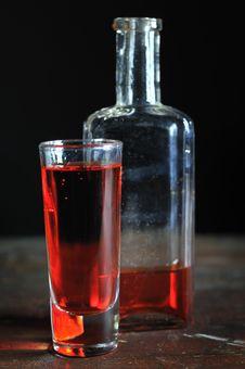 Free Shot Of Whiskey Royalty Free Stock Image - 9417776