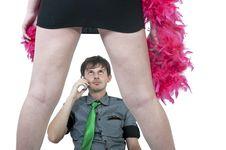 Free Legs Royalty Free Stock Photos - 9417878