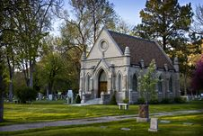 Free Stone Church Stock Image - 9418221