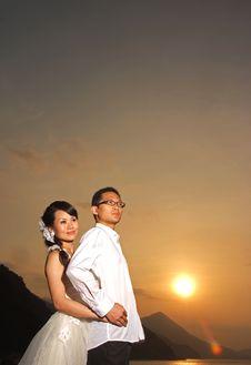 Free Wedding Dress Stock Images - 9418324
