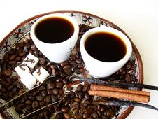 Free Etiopian Coffee Royalty Free Stock Image - 9418936