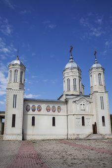 Free Monastery Royalty Free Stock Photography - 9419207