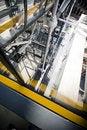Free Pompidou Interior Stock Photography - 9427622