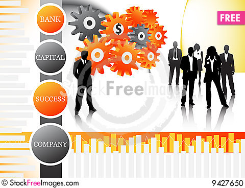 Free Business People Stock Photo - 9427650