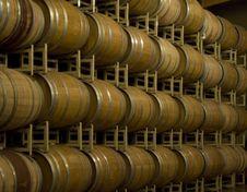 Free Barrel Room Horizontal Stock Images - 9420254