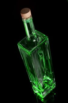Free Green Bottle Stock Images - 9420274
