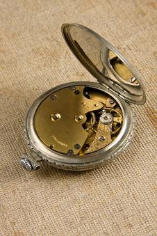 Free Old Watch Maschines Stock Images - 9420344