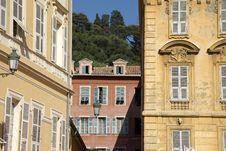 Free Buildings In Nice Royalty Free Stock Image - 9420836