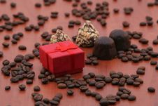 Free Sweet Of A Gift Stock Photo - 9421290