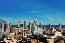 Free Downtown Toronto Condominiums Stock Image - 9421811