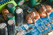 Free Motherboard Stock Photography - 9422112