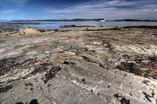 Protection Island British Columbia Royalty Free Stock Photo
