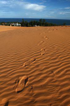 Free Sand Dunes Stock Photo - 9426050