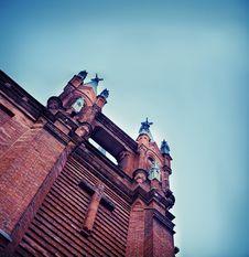 Free Roman Catholic Church Stock Photography - 9426082